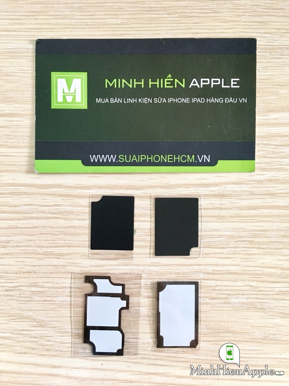 Bộ seal dán main 6S Plus
