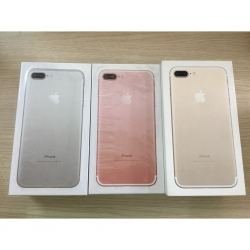 Hộp IPHONE 7Plus Vàng