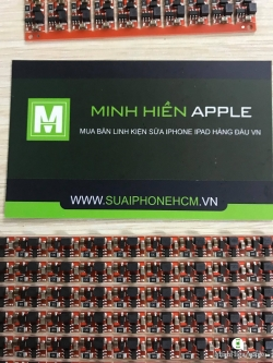 IC độ đèn iPhone iPad